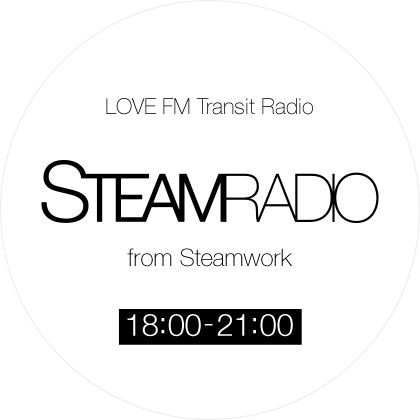LOVE FM Transit Radio -STEAM RADIO- from Steamwork